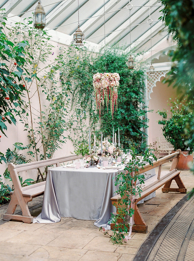 Wedding chairs from Wedhead.co.uk and image credit Lucy Davenport at Sezincote