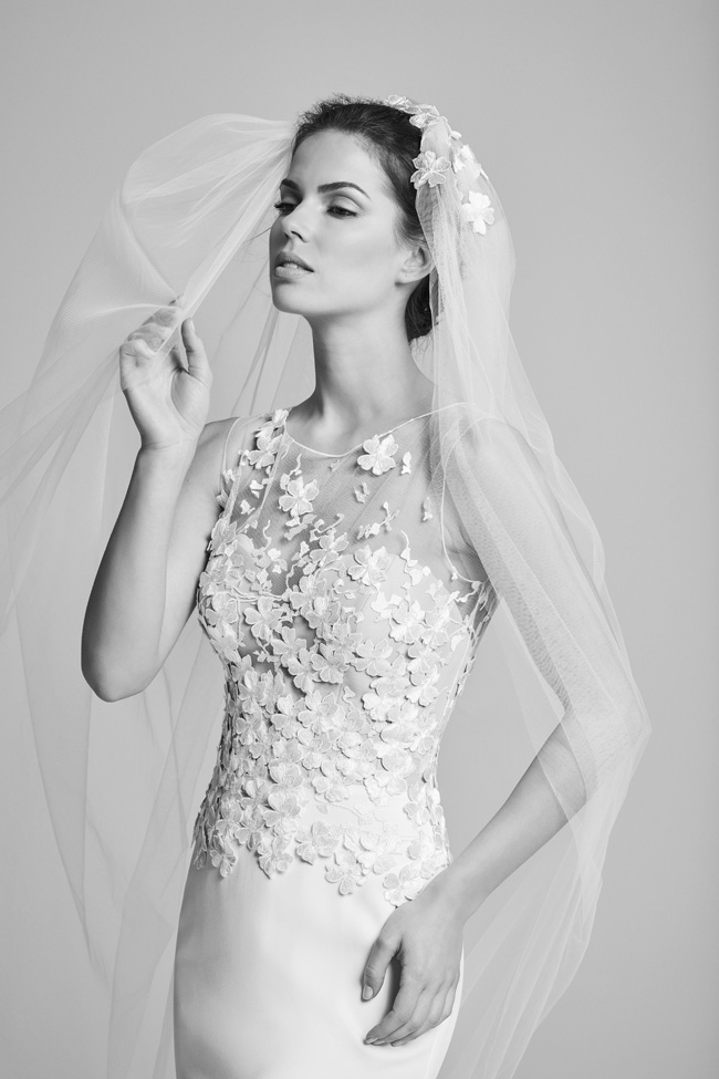 Belle Epoque bridal collection by British designer Suzanne Neville on the English Wedding Blog (1)