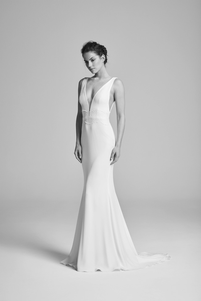 Belle Epoque bridal collection by British designer Suzanne Neville on the English Wedding Blog (10)