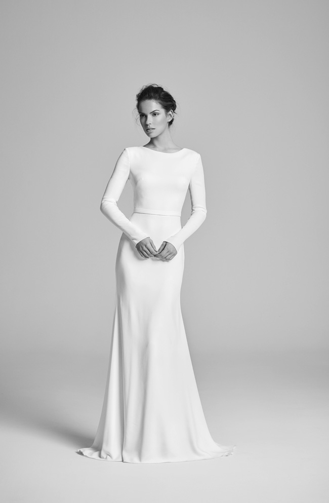 Belle Epoque bridal collection by British designer Suzanne Neville on the English Wedding Blog (11)