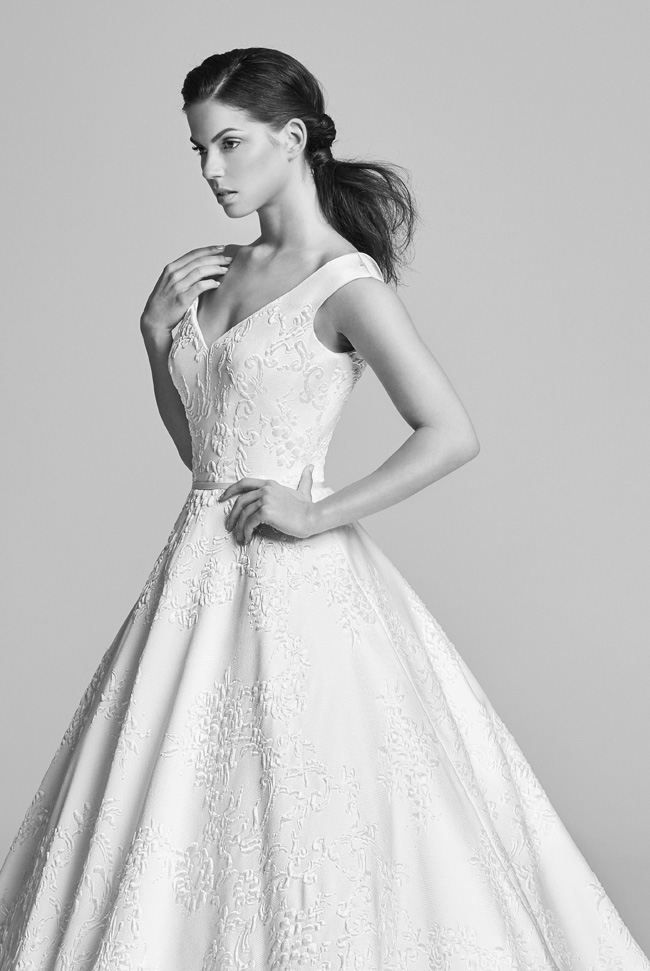 Belle Epoque bridal collection by British designer Suzanne Neville on the English Wedding Blog (12)