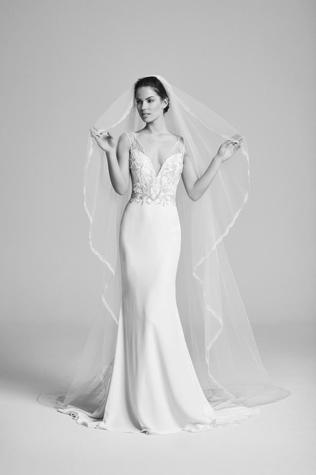 Belle Epoque bridal collection by British designer Suzanne Neville on the English Wedding Blog (13)