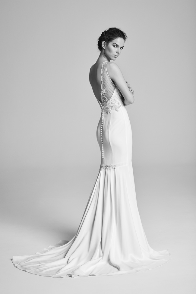 Belle Epoque bridal collection by British designer Suzanne Neville on the English Wedding Blog (14)