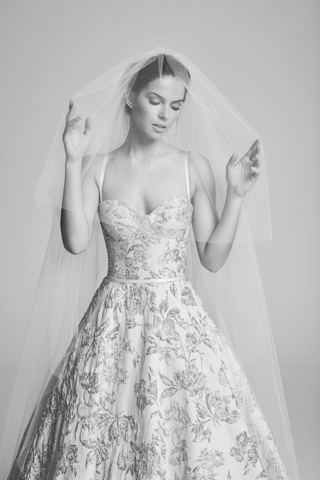 Belle Epoque bridal collection by British designer Suzanne Neville on the English Wedding Blog (15)