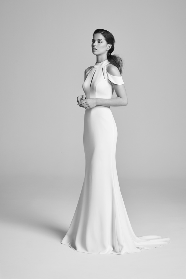 Belle Epoque bridal collection by British designer Suzanne Neville on the English Wedding Blog (2)