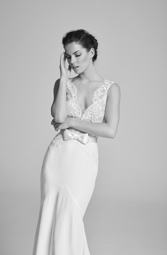 Belle Epoque bridal collection by British designer Suzanne Neville on the English Wedding Blog (20)