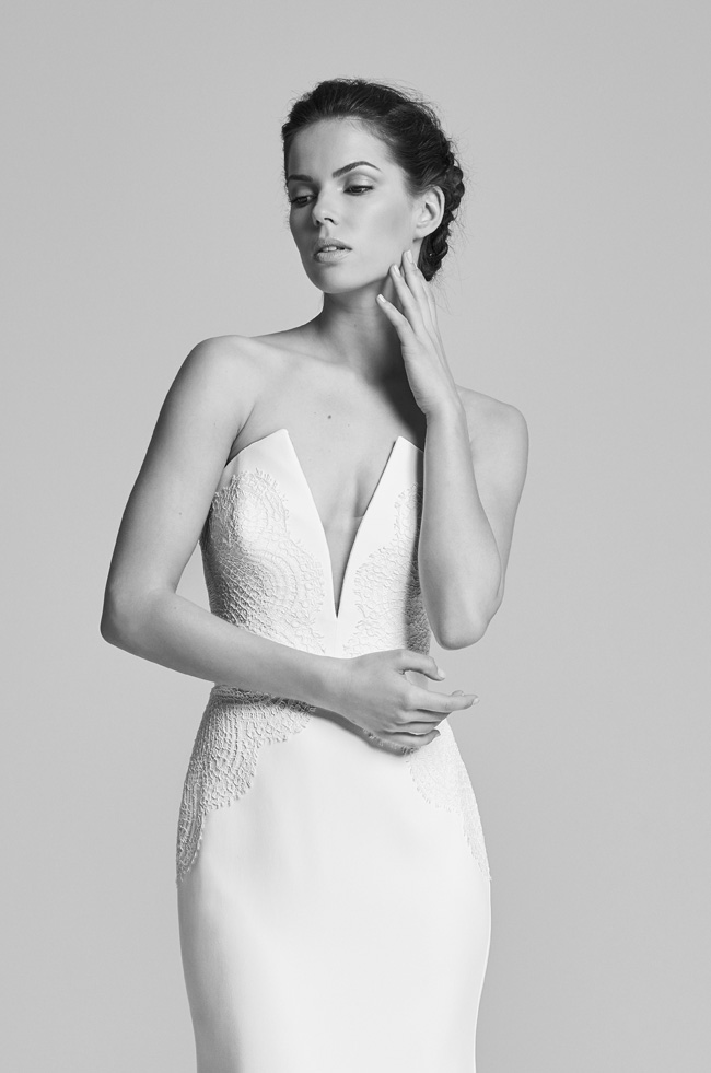 Belle Epoque bridal collection by British designer Suzanne Neville on the English Wedding Blog (22)