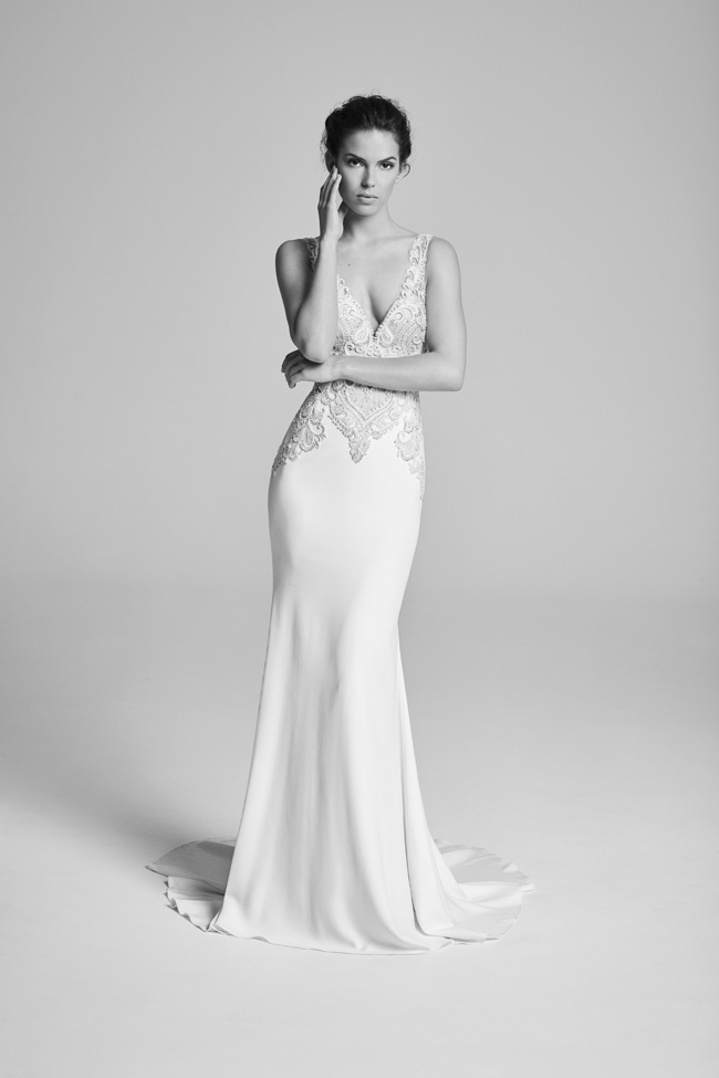 Belle Epoque bridal collection by British designer Suzanne Neville on the English Wedding Blog (25)