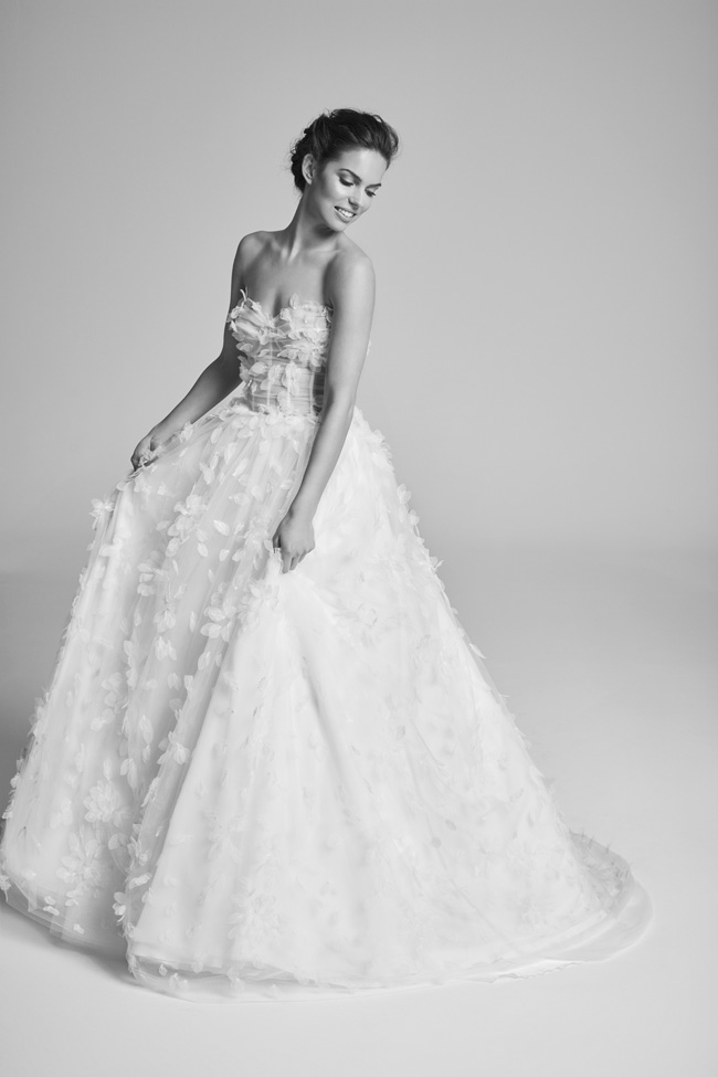 Belle Epoque bridal collection by British designer Suzanne Neville on the English Wedding Blog (26)