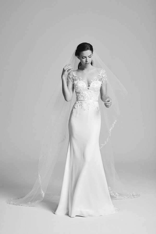 Belle Epoque bridal collection by British designer Suzanne Neville on the English Wedding Blog (6)