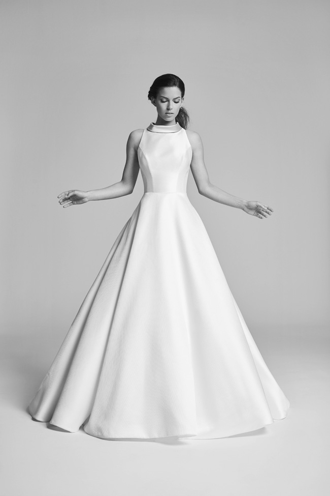 Belle Epoque bridal collection by British designer Suzanne Neville on the English Wedding Blog (7)