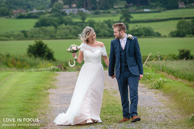Romance and feminine, rustic charm for an Aldwick Court Farm wedding. image credit Love In Focus Bristol wedding photographers (23)