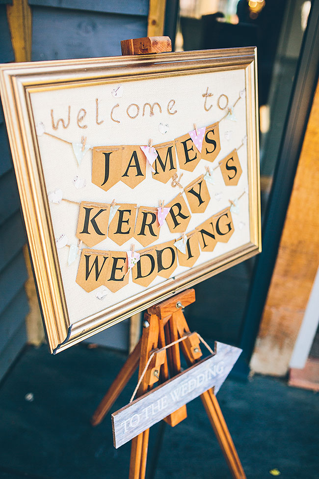 Crafty wedding styling and a beautiful blush pink dress at Chequers Inn, with The Crawleys (22)