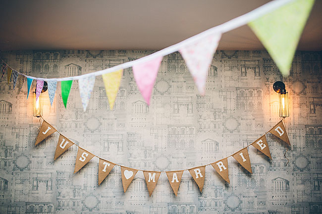 Crafty wedding styling and a beautiful blush pink dress at Chequers Inn, with The Crawleys (25)