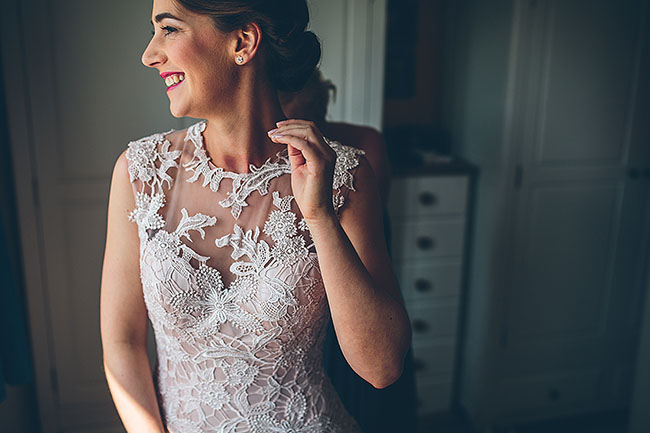 Crafty wedding styling and a beautiful blush pink dress at Chequers Inn, with The Crawleys (3)