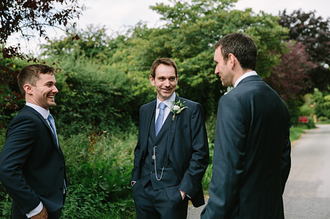 Pretty garden flowers and crafty country styling for a Shopshire wedding, images by Tony Fanning (29)