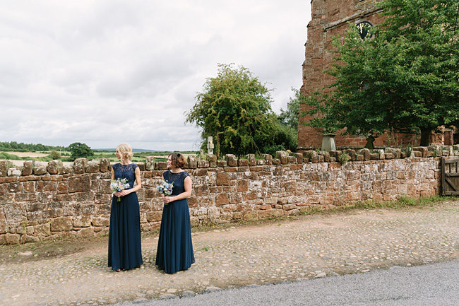 Pretty garden flowers and crafty country styling for a Shopshire wedding, images by Tony Fanning (25)