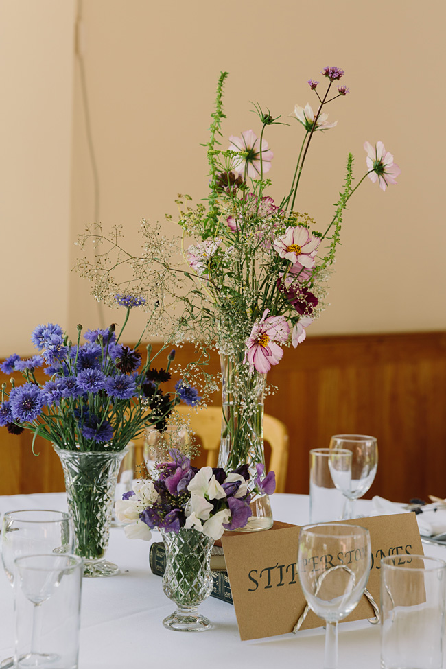 Pretty garden flowers and crafty country styling for a Shopshire wedding, images by Tony Fanning (18)