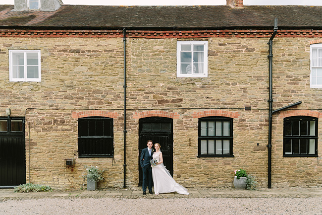 Pretty garden flowers and crafty country styling for a Shopshire wedding, images by Tony Fanning (13)