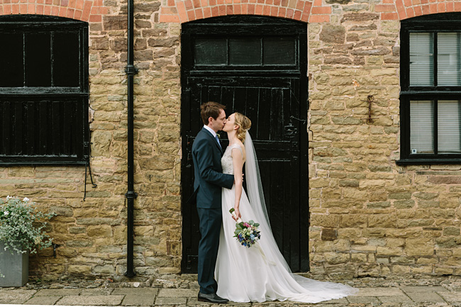 Pretty garden flowers and crafty country styling for a Shopshire wedding, images by Tony Fanning (12)