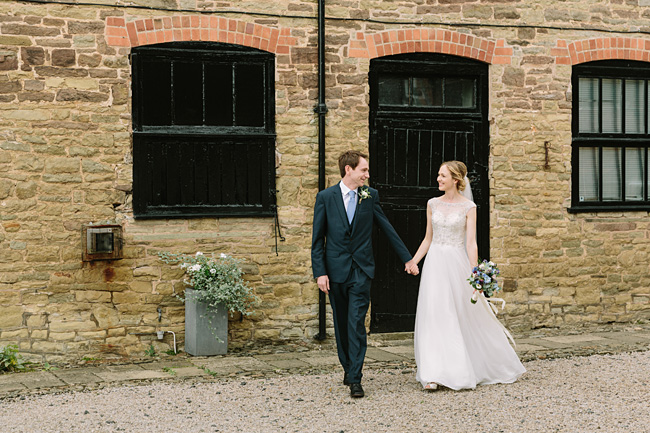Pretty garden flowers and crafty country styling for a Shopshire wedding, images by Tony Fanning (11)