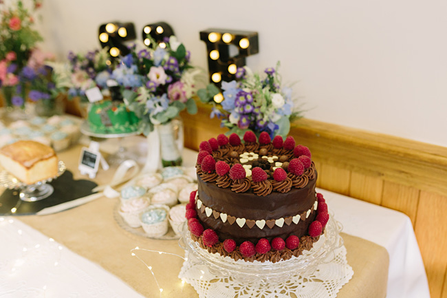 Pretty garden flowers and crafty country styling for a Shopshire wedding, images by Tony Fanning (7)