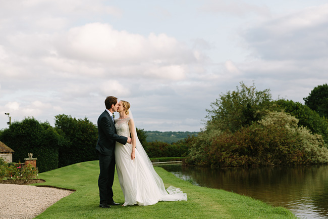 Pretty garden flowers and crafty country styling for a Shopshire wedding, images by Tony Fanning (6)