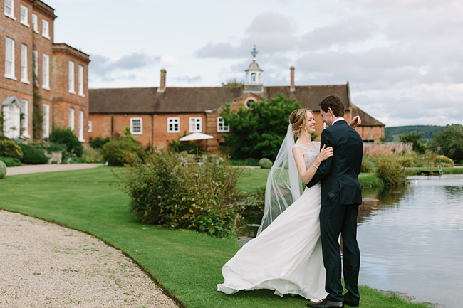 Pretty garden flowers and crafty country styling for a Shopshire wedding, images by Tony Fanning (4)