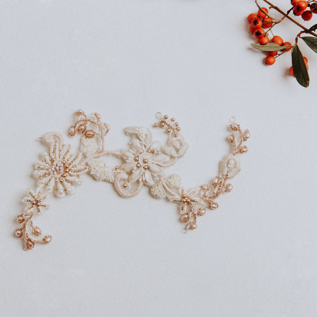 Clare Lloyd hair accessories on the English Wedding Blog (36)
