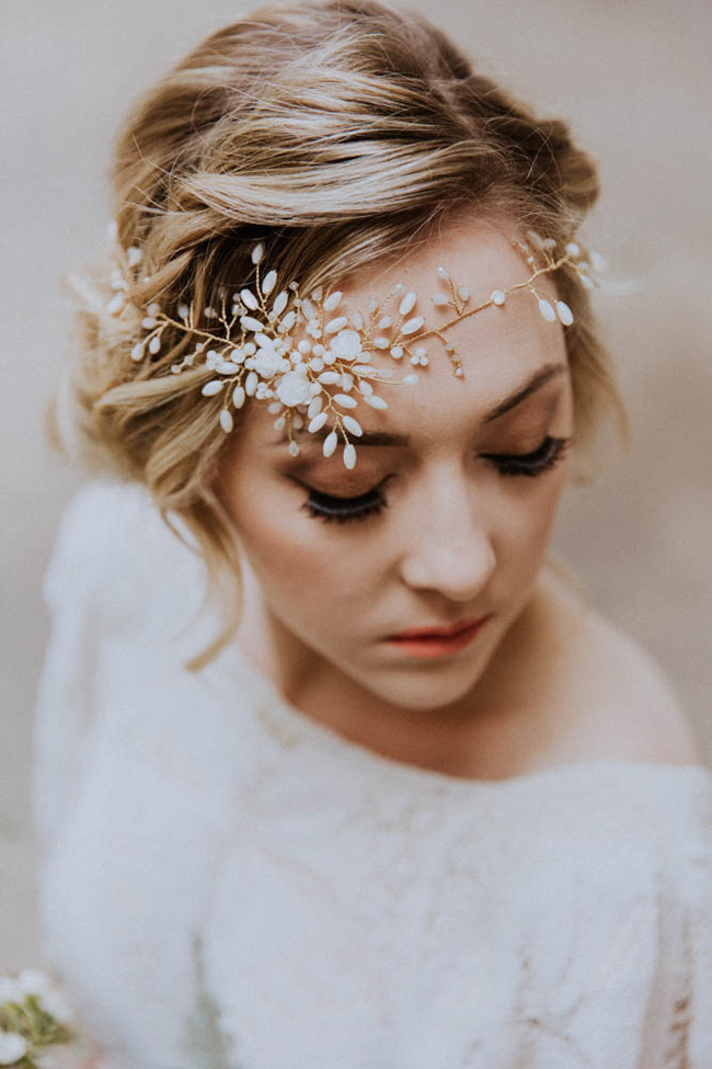 Clare Lloyd hair accessories on the English Wedding Blog (25)