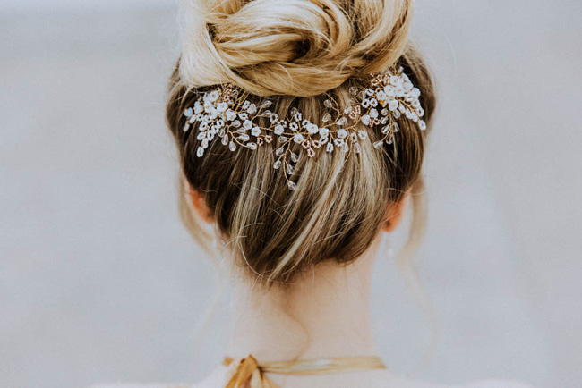 Clare Lloyd hair accessories on the English Wedding Blog (8)