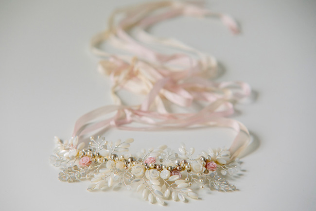 Clare Lloyd hair accessories on the English Wedding Blog (2)