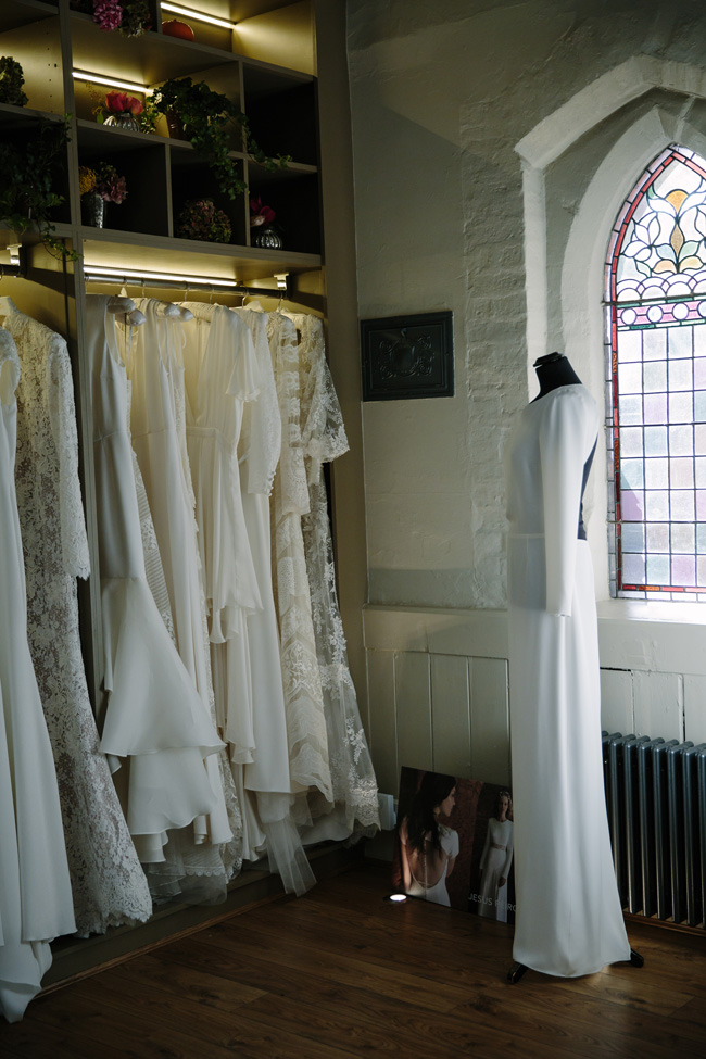 Tips and heartfelt advice for finding 'the' dress - with Jenna Hewitt at Miss Bush Bridal (12)