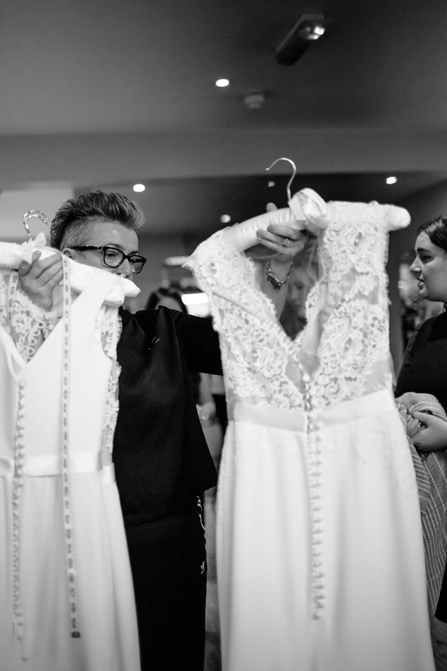 Tips and heartfelt advice for finding 'the' dress - with Jenna Hewitt at Miss Bush Bridal (9)