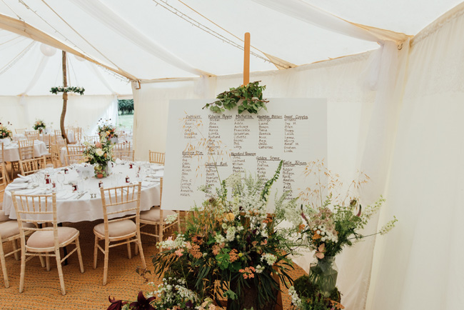 English summer marquee wedding ideas, image credit Che Birch Hayes (21)