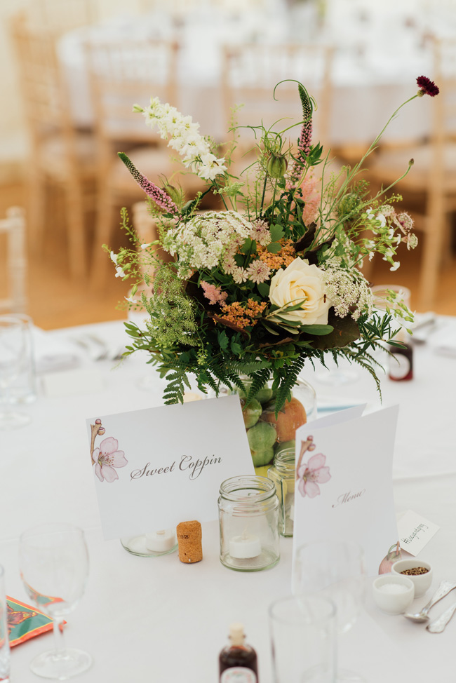 English summer marquee wedding ideas, image credit Che Birch Hayes (23)