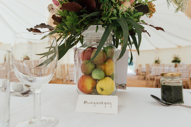 English summer marquee wedding ideas, image credit Che Birch Hayes (24)