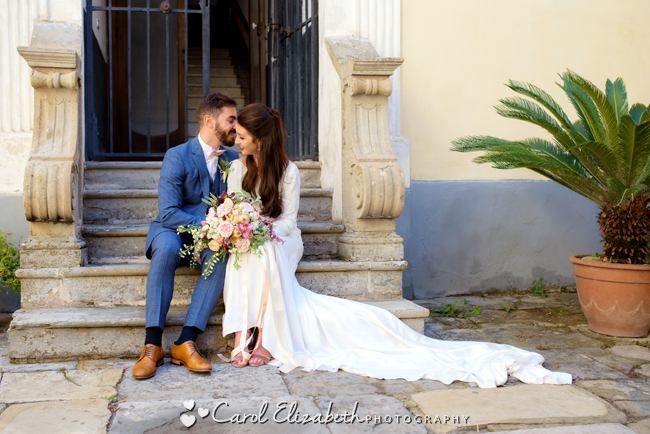 Italian wedding elopement inspiration shoot, images by Carol Elizabeth Photography (3)