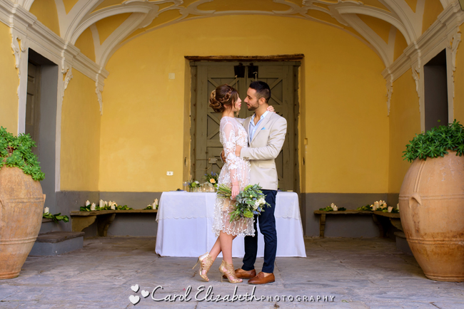 Italian wedding elopement inspiration shoot, images by Carol Elizabeth Photography (7)