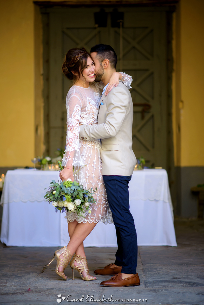 Italian wedding elopement inspiration shoot, images by Carol Elizabeth Photography (8)