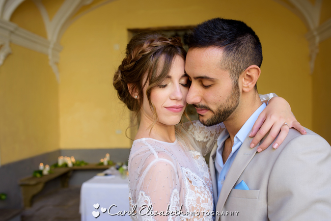 Italian wedding elopement inspiration shoot, images by Carol Elizabeth Photography (9)