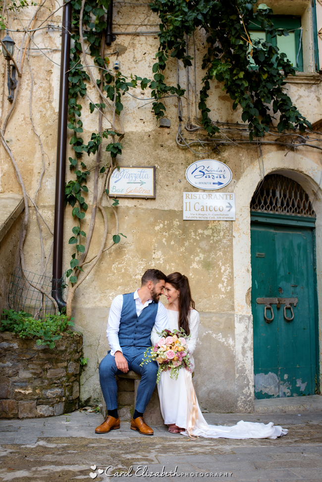 Italian wedding elopement inspiration shoot, images by Carol Elizabeth Photography (17)