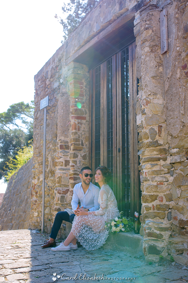 Italian wedding elopement inspiration shoot, images by Carol Elizabeth Photography (26)