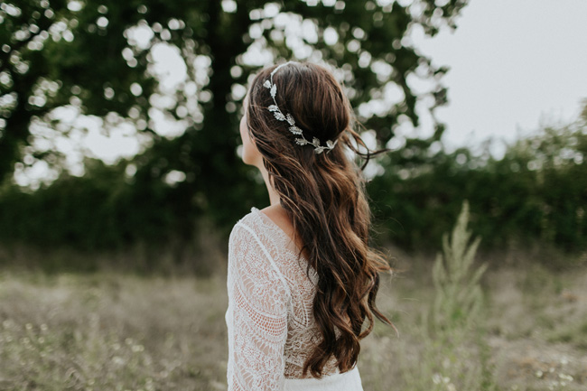 Bridal hair accessories with a botanical twist by Eden b. Studio (20)