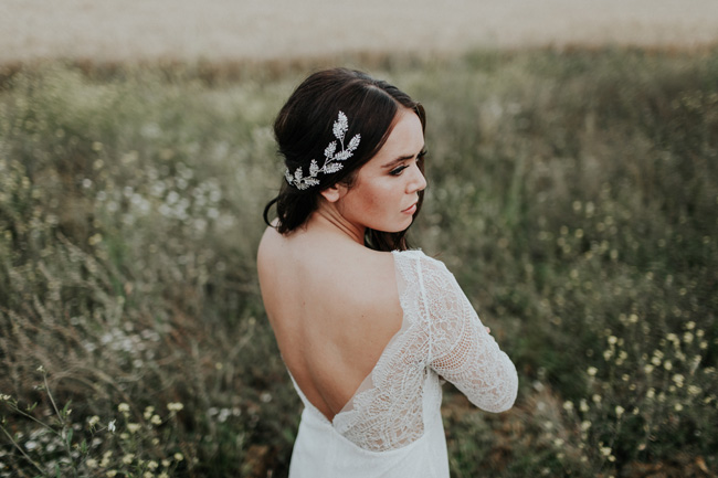 Bridal hair accessories with a botanical twist by Eden b. Studio (23)