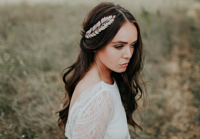 Bridal hair accessories with a botanical twist by Eden b. Studio (25)