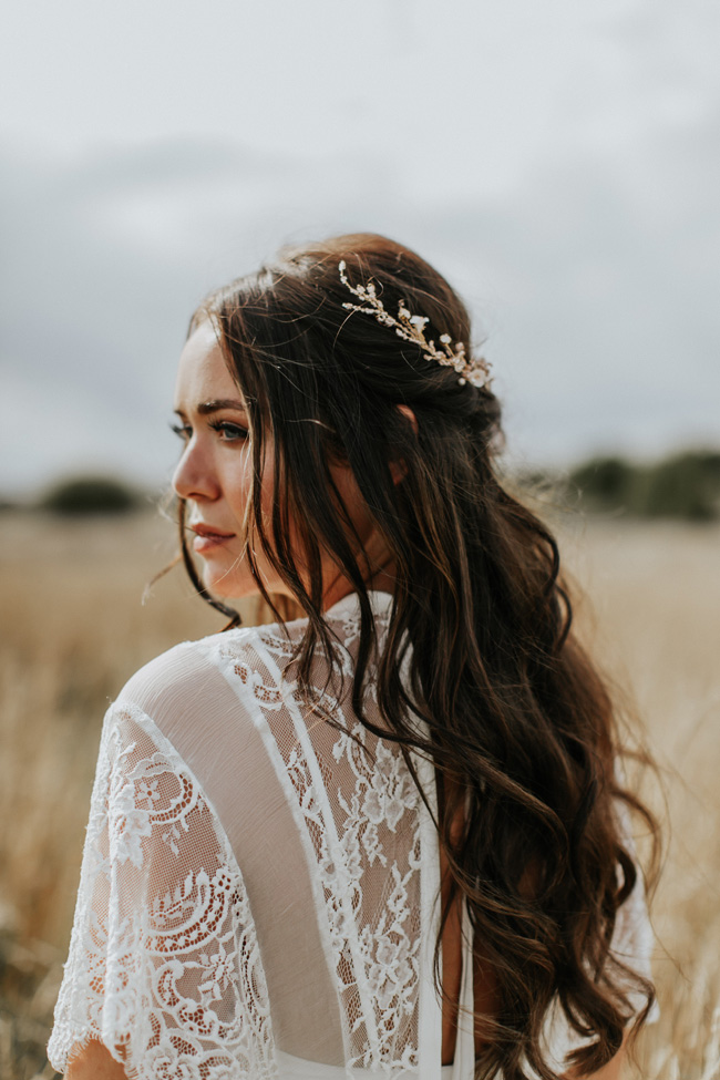 Bridal hair accessories with a botanical twist by Eden b. Studio (2)