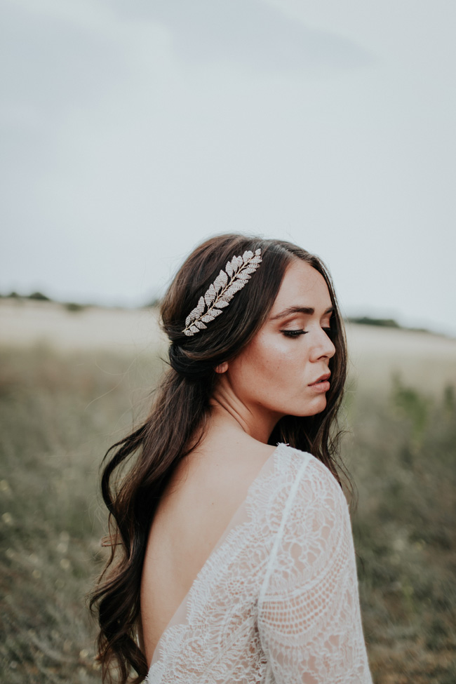 Bridal hair accessories with a botanical twist by Eden b. Studio (26)
