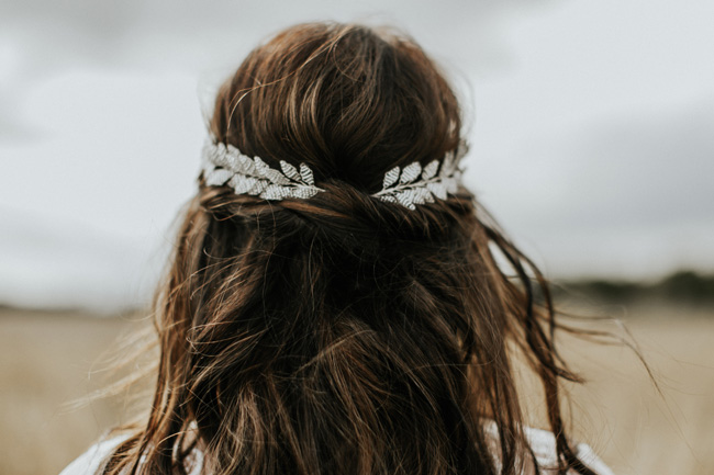 Bridal hair accessories with a botanical twist by Eden b. Studio (4)