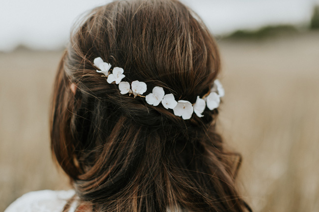Bridal hair accessories with a botanical twist by Eden b. Studio (8)